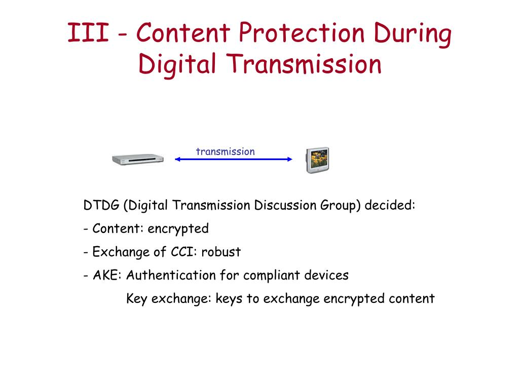 PPT - Copy Protection for DVD Video PowerPoint Presentation, free ...