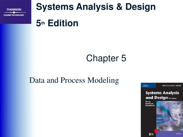 data and process modeling n.