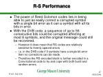 r s performance27