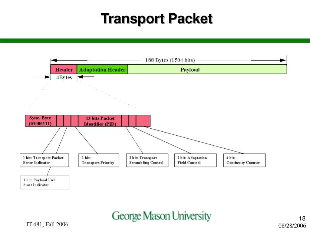 Transport Packet