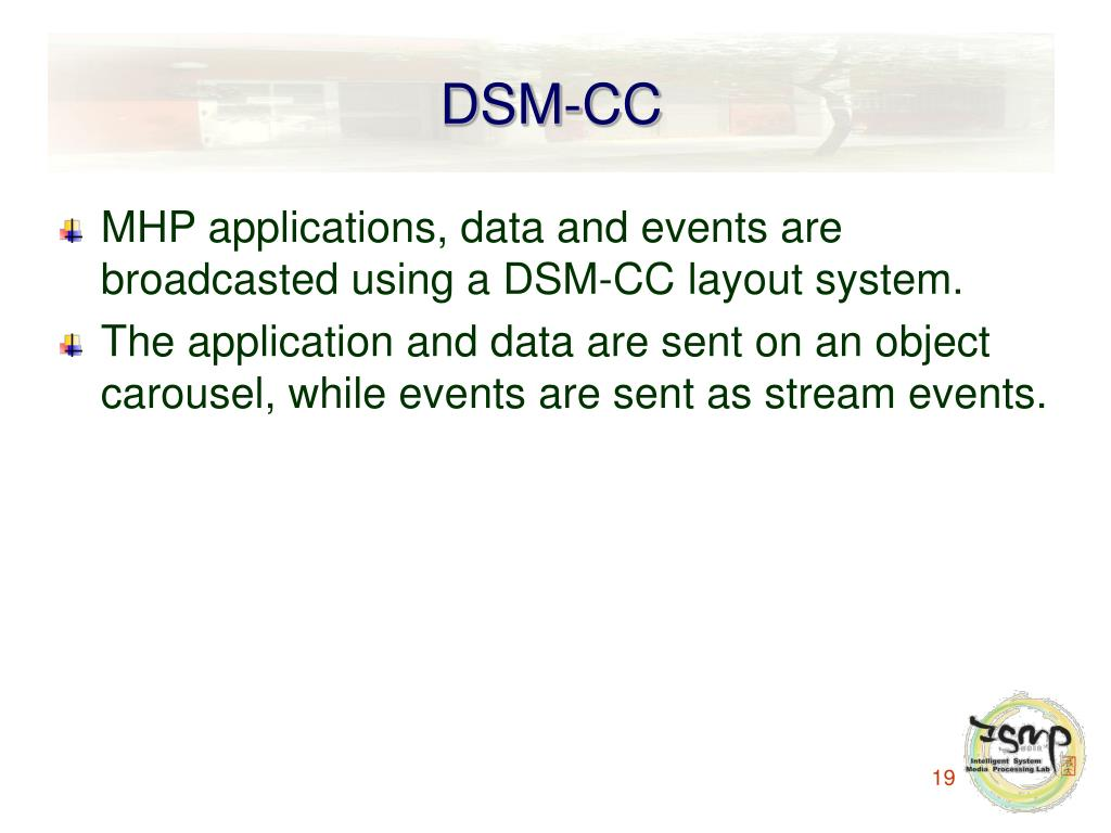 DSM-CC