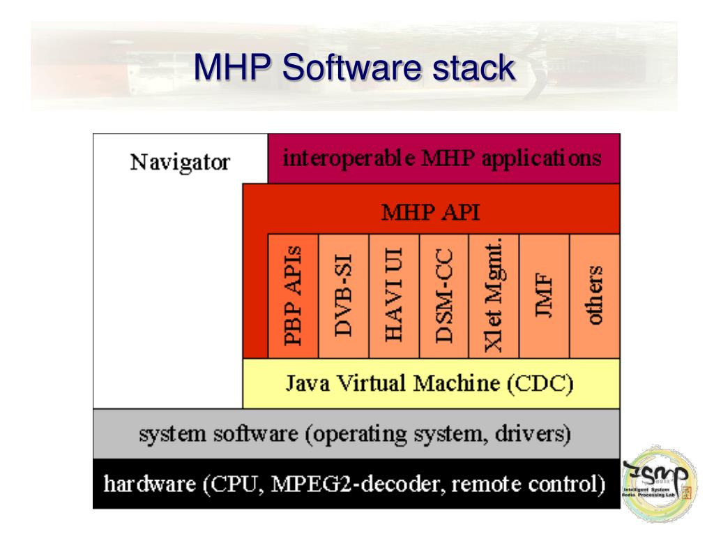 MHP Software stack