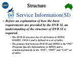 service information si5