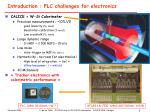 introduction flc challenges for electronics