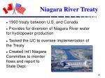 niagara river treaty