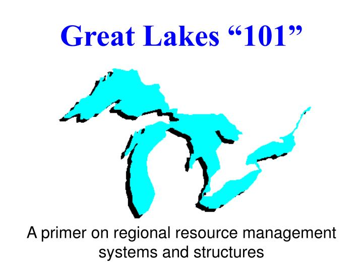 "Great Lakes ""101"""