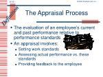 the appraisal process