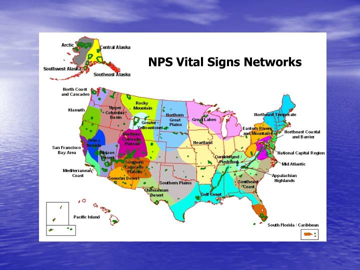 NPS Vital Signs Networks