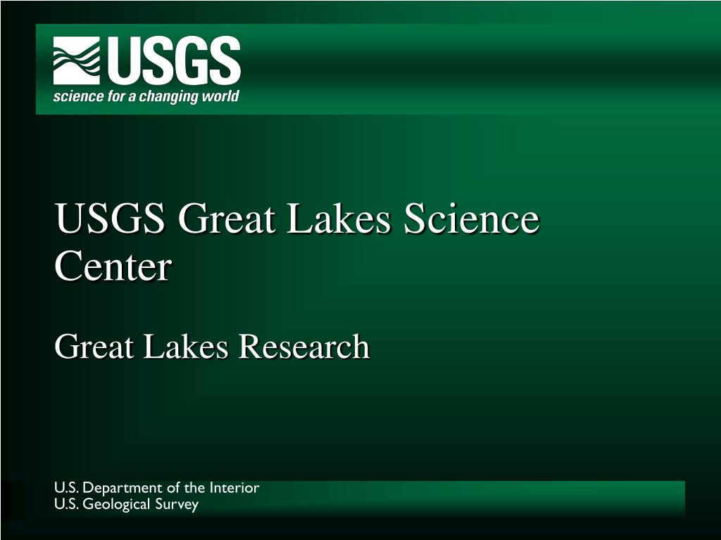 usgs great lakes science center l.