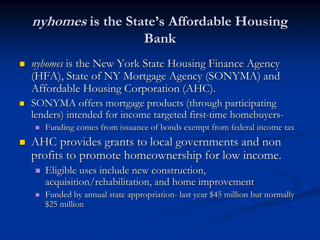 nyhomes