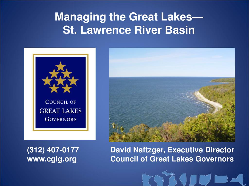 Managing the Great Lakes—