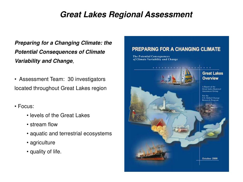Great Lakes Regional Assessment