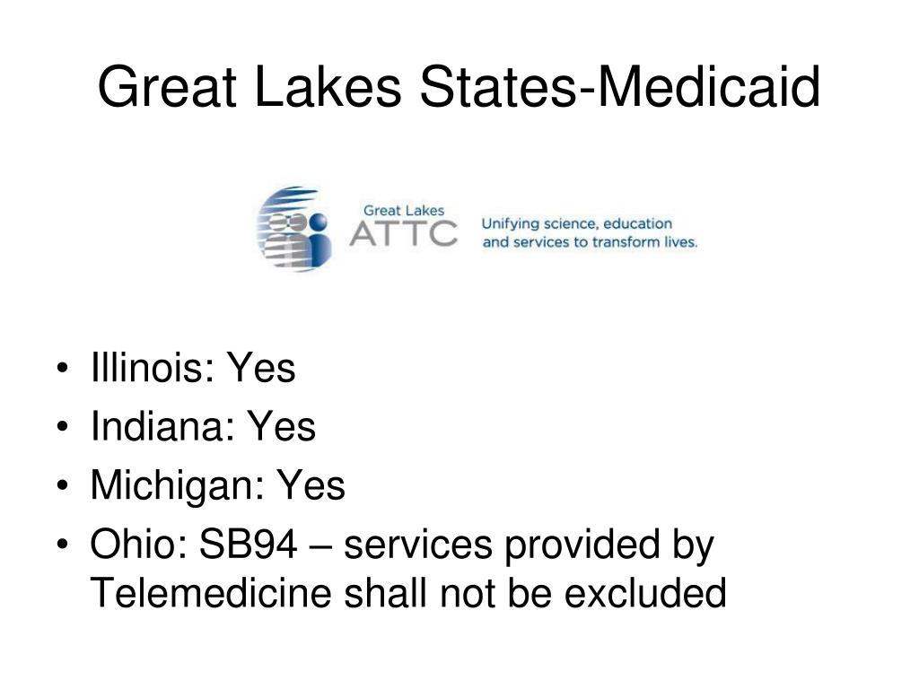 Great Lakes States-Medicaid