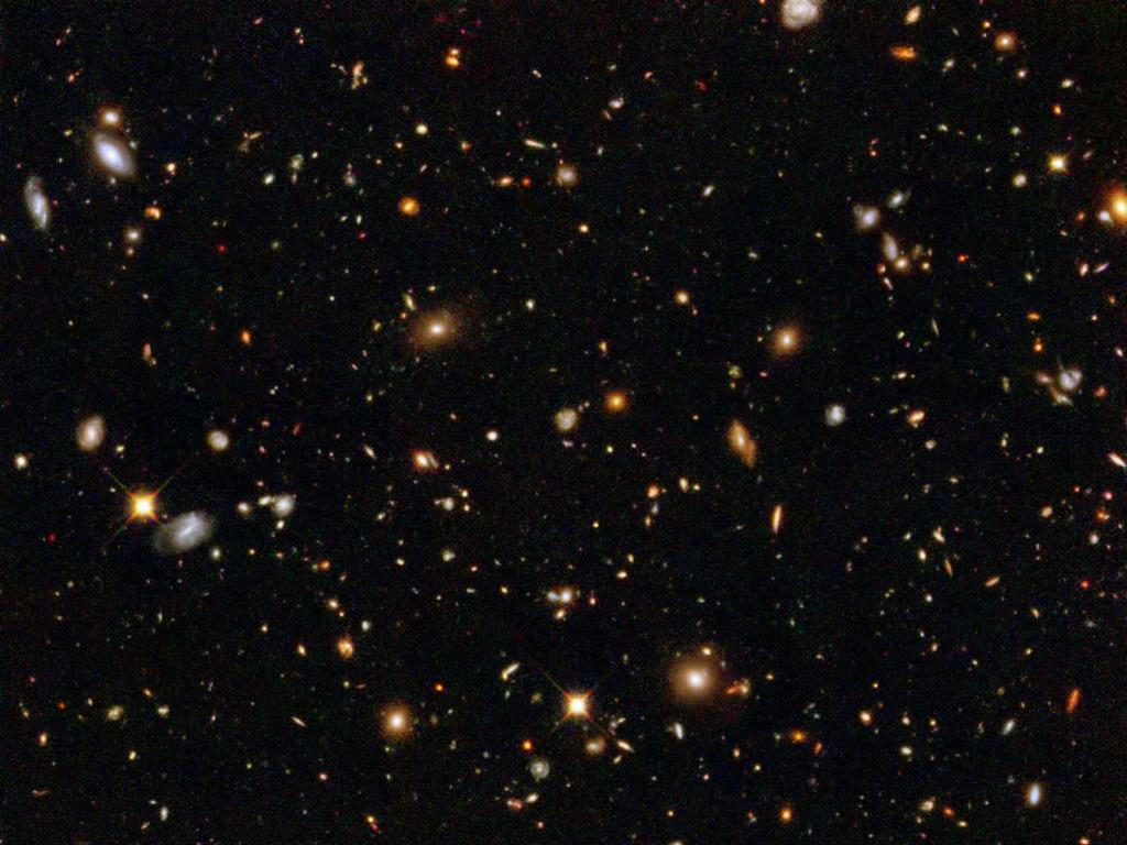 And now… cosmology