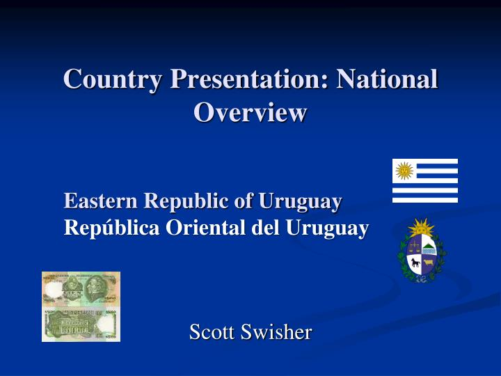 country presentation national overview n.