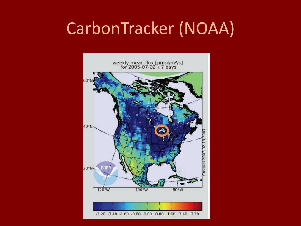 CarbonTracker (NOAA)