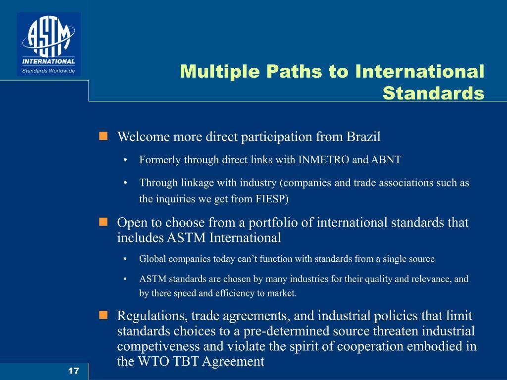 PPT - ASTM International PowerPoint Presentation - ID:841415