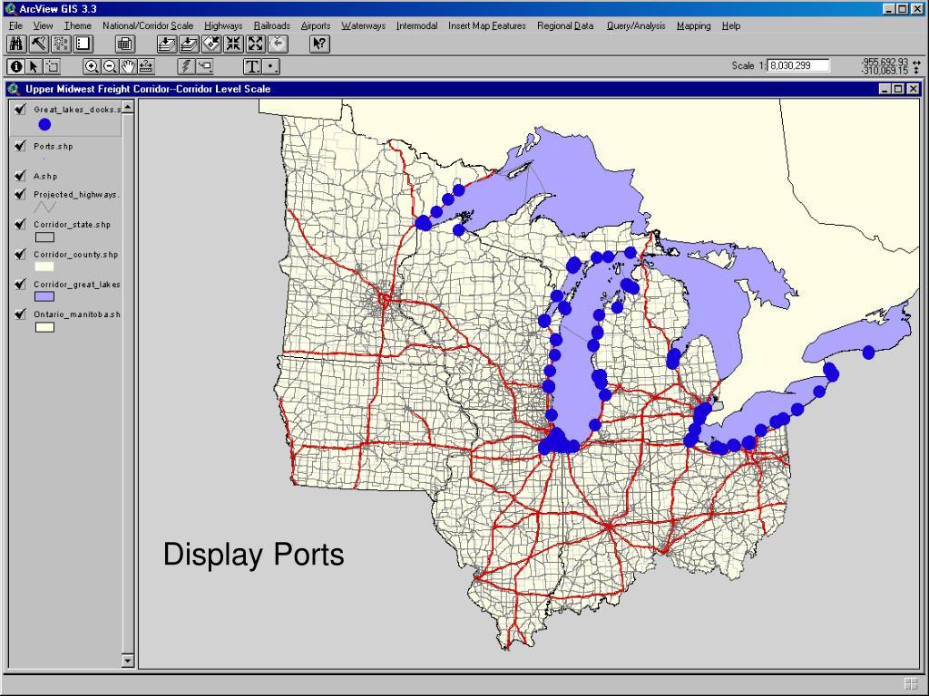Display Ports