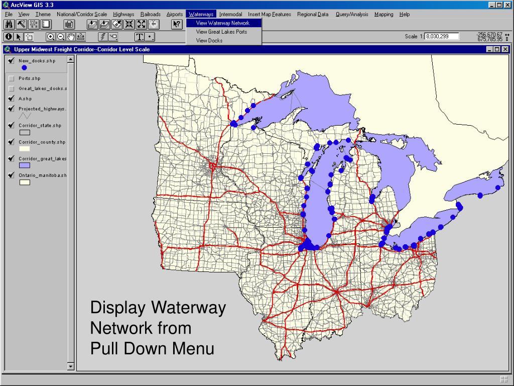 Display Waterway