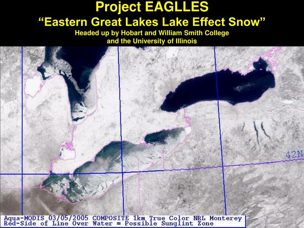 Project EAGLLES