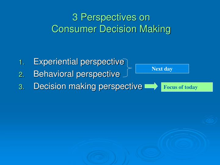 functional perspective on group decision making The functional perspective is a normative approach to describing and predicting  the role of communication in decision-making groups: a functional perspective.