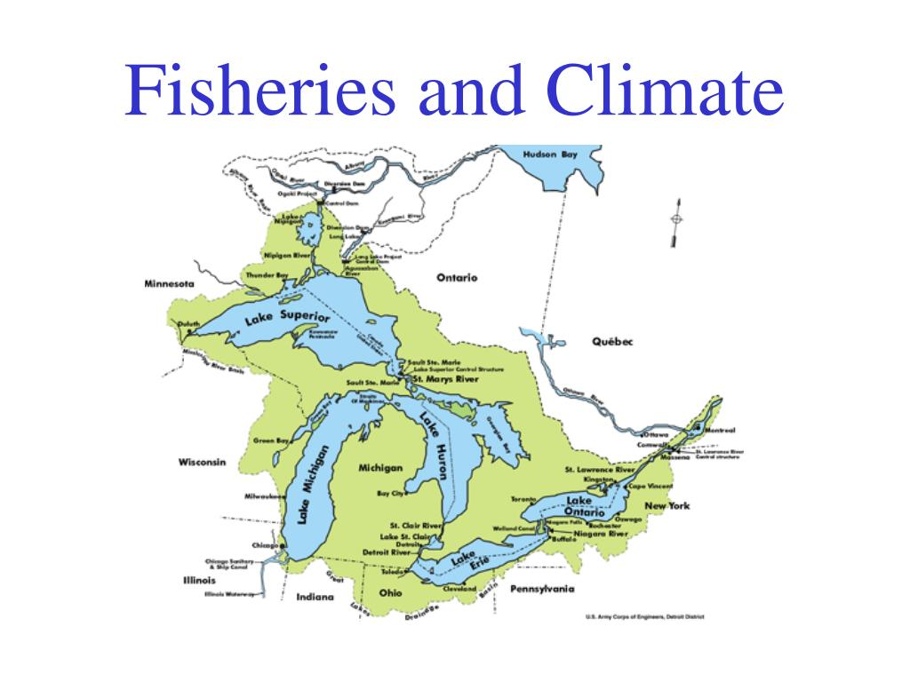 fisheries and climate l.