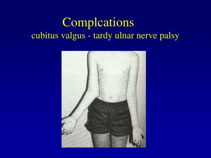 Complcations