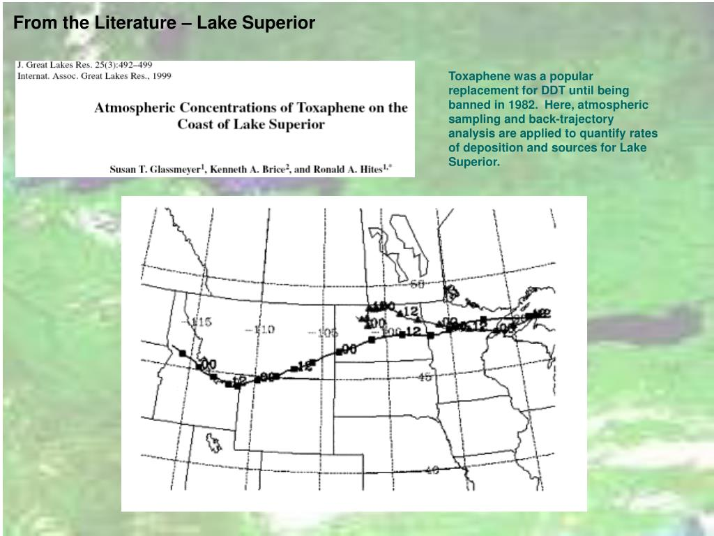 From the Literature – Lake Superior