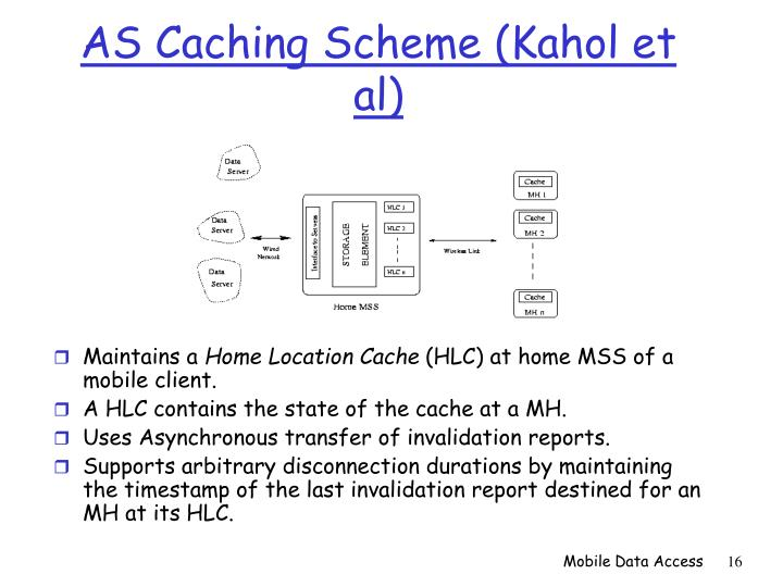 Invalidating report cache for report clause