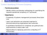 context quantifying it process complexity