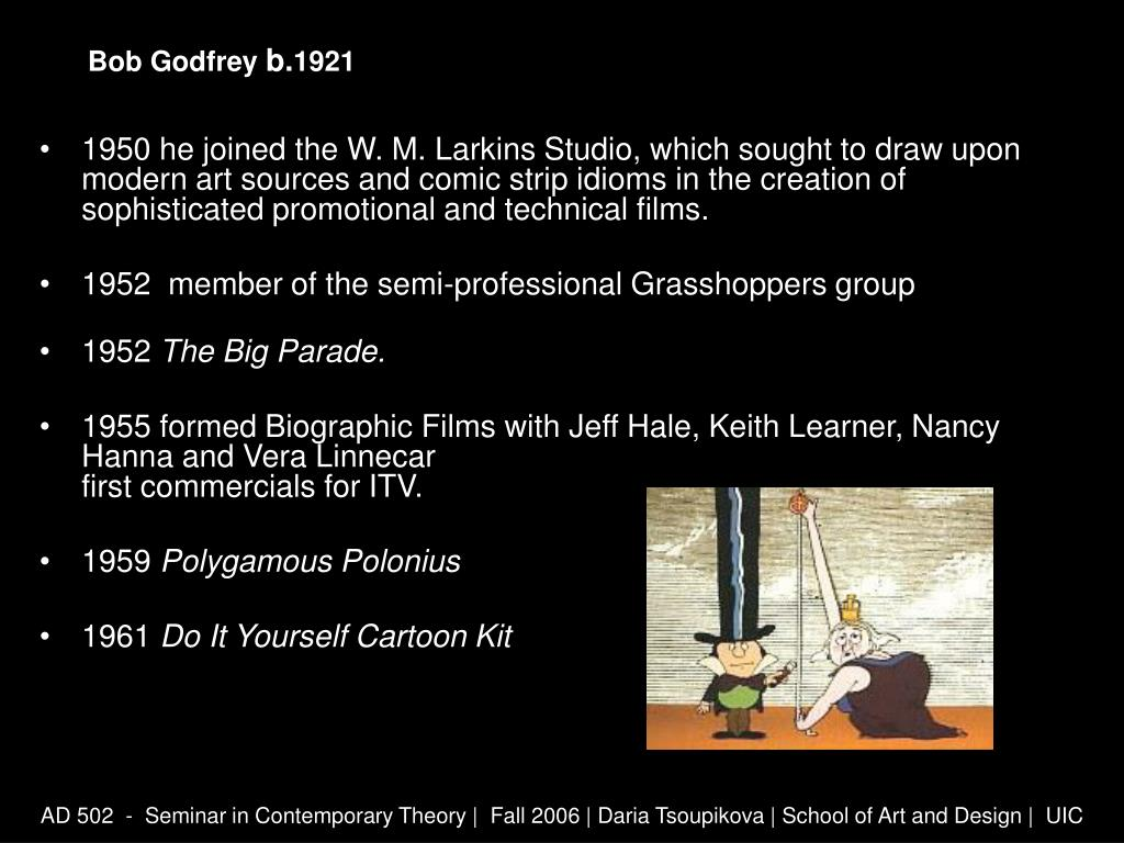 Bob Godfrey