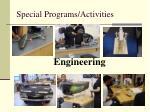 special programs activities18