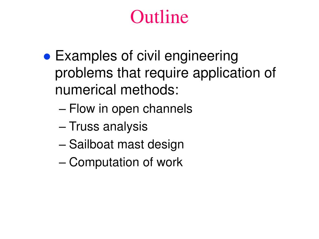 PPT - Computers in Civil Engineering CEE3100 Spring 2002 PowerPoint