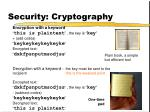 security cryptography62