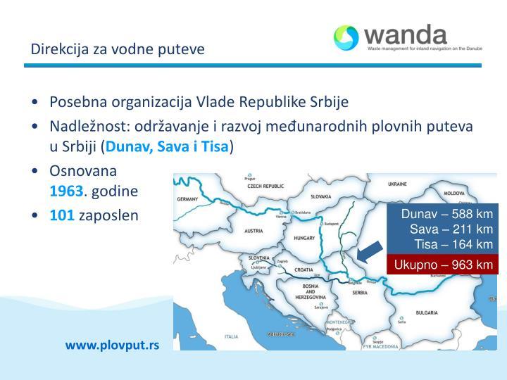 Direkcija za vodne puteve