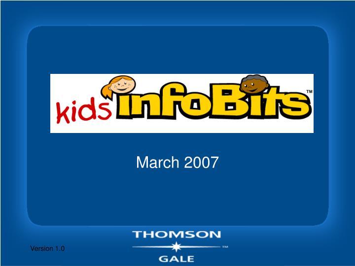 march 2007 n.