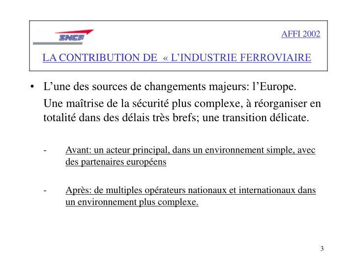 Affi 2002 la contribution de l industrie ferroviaire1