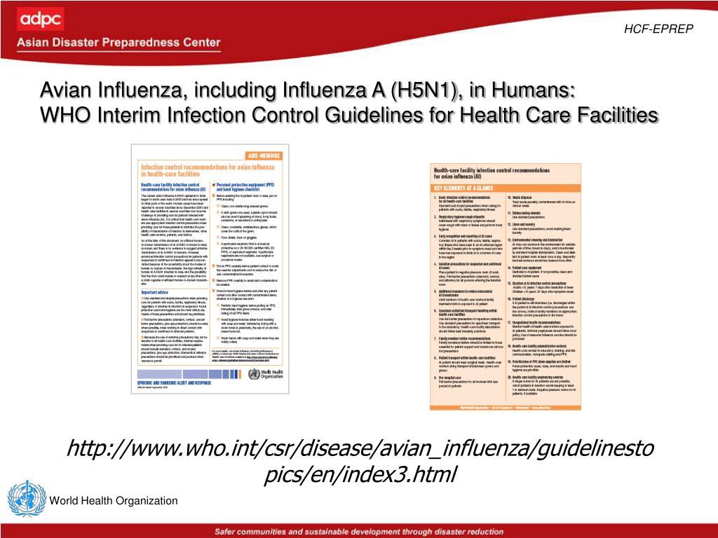 http://www.who.int/csr/disease/avian_influenza/guidelinestopics/en/index3.html