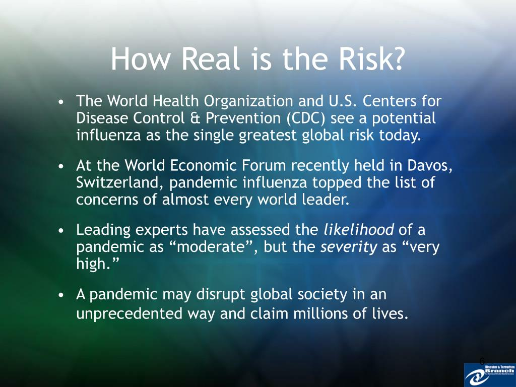 How Real is the Risk?
