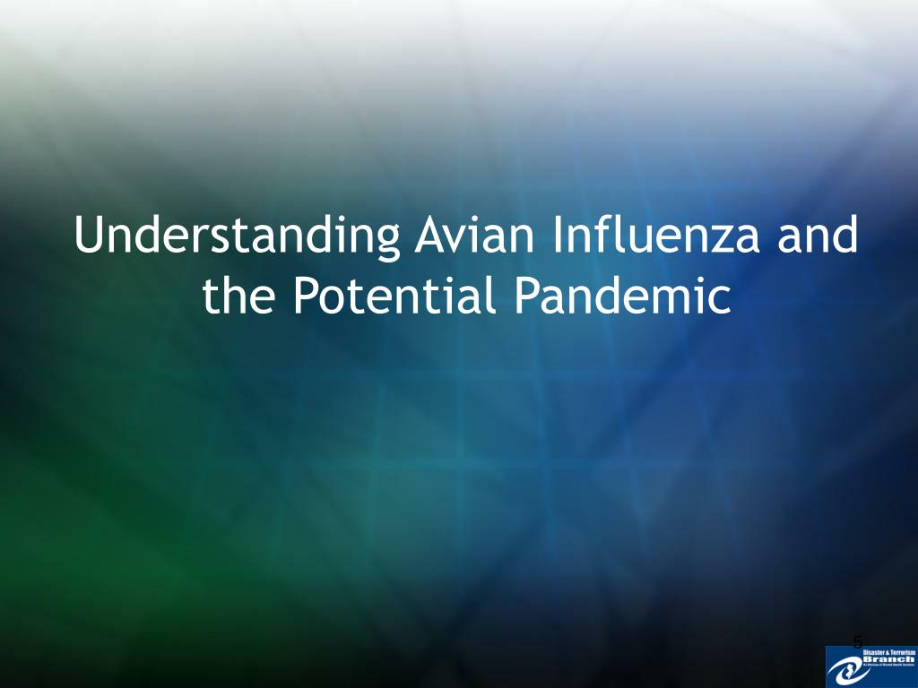 Understanding Avian Influenza and the Potential Pandemic