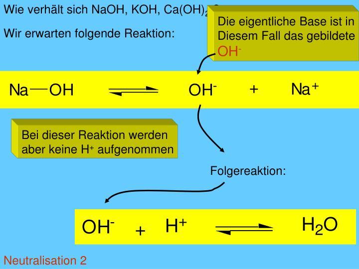 PPT - Säuren, Basen, Salze PowerPoint Presentation - ID:842771