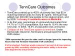 tenncare outcomes