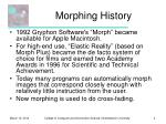 morphing history4