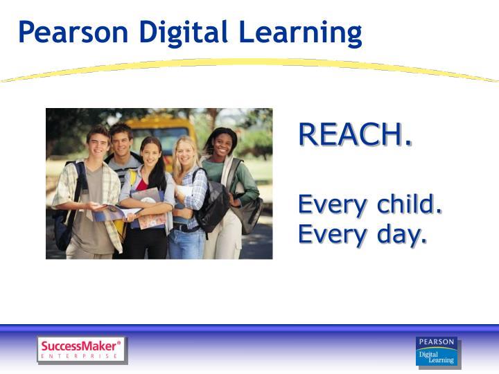 Pearson Digital Learning