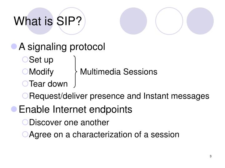 What is sip1