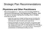 strategic plan recommendations2