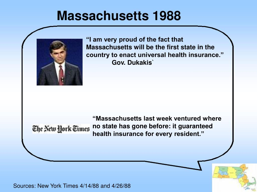 Massachusetts 1988