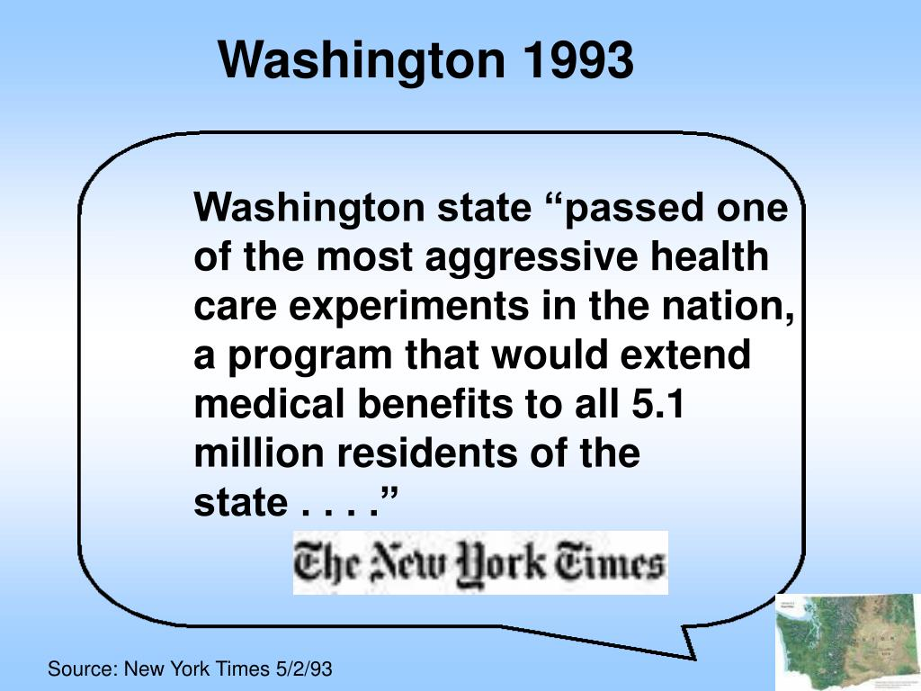 Washington 1993
