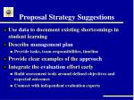 proposal strategy suggestions1
