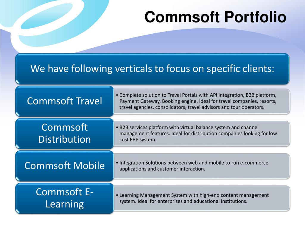 PPT - Travel Portal & API Proposal www commsoft in PowerPoint